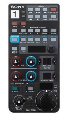 Sony RMB170  Handheld Remote Control  RMB170