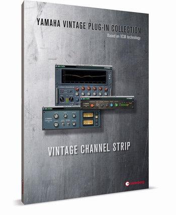 Steinberg Vintage Channel Strip Vintage Channel Strip Plug-in (VST3/VST2.4/AU) VINTAGE-CHANNEL-STRP