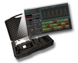 Kaltman Creations IWxAV Invisible Waves X PC-Based RF Spectrum Analyzer (9KHz - 3.5GHz) IWXAV