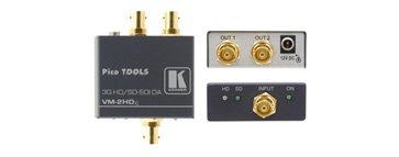 Kramer VM-2HDXL 1:2 3G HD-SDI Distribution Amplifier VM2HDXL