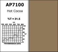 "Apollo Design Technology AP-GEL-7100  Gel Sheet, 20"" x 24"", Hot Cocoa AP-GEL-7100"
