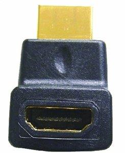 Comprehensive HDF-RAMU  HDMI Female to Right Angle Male HDF-RAMU