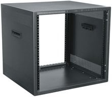 "Middle Atlantic Products DTRK-1818  18"" Desktop Rack, 18 Spaces  DTRK-1818"