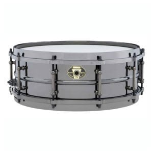"Ludwig Drums LW5514 5"" x 14"" Black Magic Brass Snare Drum LW5514"
