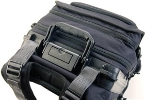 Pelican Cases U100-LAPTOP ProGear U100 Urban Elite Laptop Backpack U100-LAPTOP