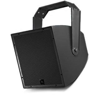 "JBL AWC129-BK 12"" Passive Black All-Weather Compact 2-Way Coaxial Loudspeaker AWC129-BK"