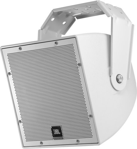 """JBL AWC82 8"""" Passive All-Weather Compact 2-Way Coaxial Loudspeaker in Light Grey AWC82"""