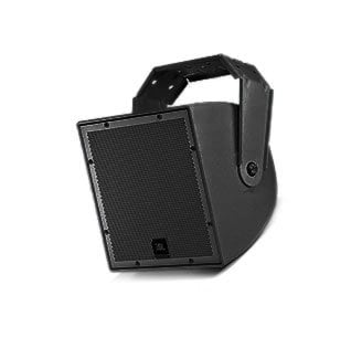"""JBL AWC82 8"""" Passive All-Weather Compact 2-Way Coaxial Loudspeaker in Black AWC82-BK"""