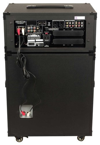 VocoPro CHAMPION-REC-6 Portable PA, UHF28 Module Set S&T CHAMPION-REC-6
