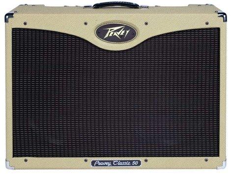 "Peavey Classic 50/212 II 50W, 2x12"" Tube Combo Amplifier CLASSIC-50-212-II"