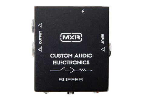 MXR Pedals MC406 CAE Audio Buffer for Guitar Pedals MC406