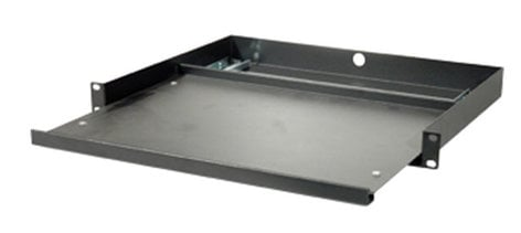 "Grundorf Corp 75-221  Sliding 1 Space Shelf, 13.75"" Deep 75-221"