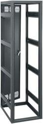 "Middle Atlantic Products BGR-4527LRD 45 RU, 27"" D Multi-Bay Rack without Rear Door BGR-4527LRD"