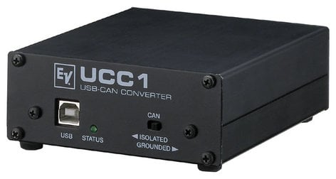 Electro-Voice UCC1  Remoter Control Interface for IRIS-NET UCC1