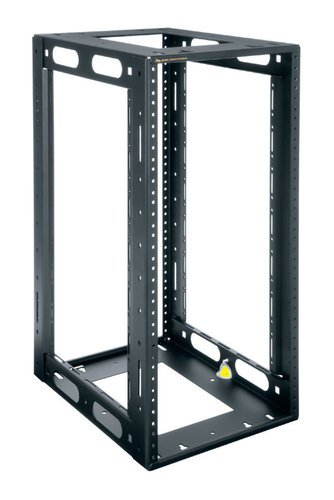 "Middle Atlantic Products HRF-1214  12 Space 14"" HRF Series Half Rack Frame HRF-1214"