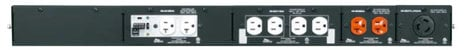 """Middle Atlantic Products MPR-9A 80"""" MPR Series Modular Power Raceway Chassis MPR-9A"""