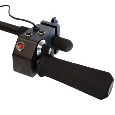 Varizoom VZ-PRO-L Professional Control for all DV Camcorders w/ LANC Jack VZ-PRO-L