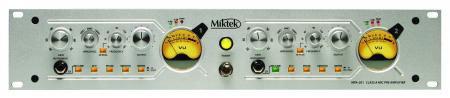Miktek Audio MPA-201 Dual Channel Class A Mic Preamplifier MPA-201