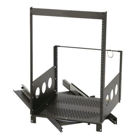 Chief Manufacturing ROTR-10 10RU Pull-Out and Rotating Rack ROTR-10