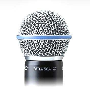 Shure ULXD2/B58-G50 Handheld Transmitter, Beta58A, G50 Band ULXD2/B58-G50