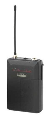 Special Projects AW-6 Wireless Body Pack Transmitter, 16Ch AW-6