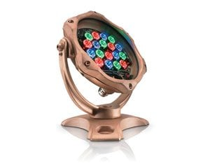 Philips Color Kinetics 116-000024-00 C-Splash 2 with 22° Frosted Lens 116-000024-00