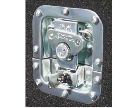 Grundorf Corp 2-LOC Recessed Locking Latch and Key 2-LOC