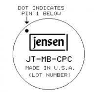 Jensen Transformers JT-MB-CPC Microphone Bridging Transformer JT-MB-CPC-JENSEN