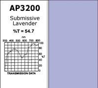 "Apollo Design Technology AP-GEL-3200  20"" x 24"" Gel Sheet, Submissive Lavender AP-GEL-3200"