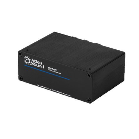 Atlas Sound TSD-DCPD  1-In/6-Out Power Distribution, USB TSD-DCPD
