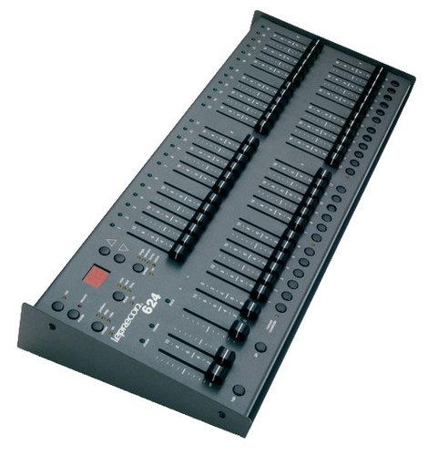 Leprecon 90-21-0011 LP-624 24 Channel DMX Controller LP624MPX-DMX