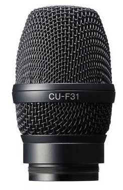 Sony CUF31 Dynamic Supercardioid Microphone Capsule for DWM-02 Handheld Transmitter CUF31