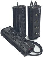 Leprecon 90-06-0287 ULD-360-HP Duplex Wireless DMX 6-Channel Tree-Mount Dimmer ULD360-DUPLX-HP-WDMX