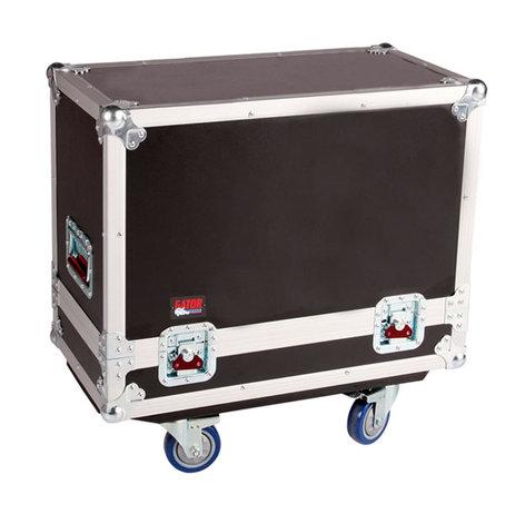 Gator Cases G-TOUR SPKR-2K8 Tour Style Case For 2 QSC K8 Speakers G-TOUR-SPKR-2K8