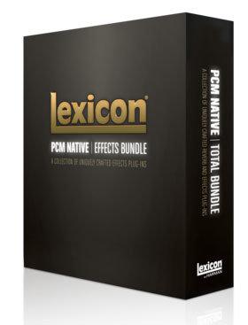 Lexicon PCM Native Effects Plug-In Bundle PLPCMFX