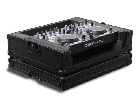 Odyssey FRDNMC36000BL  Denon DN-MC3000/DN-MC6000 DJ MIDI Controller Flight Ready® Black Label™ Series Case FRDNMC36000BL