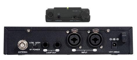 Galaxy Audio AS-1800 Wireless In Ear System AS-1800