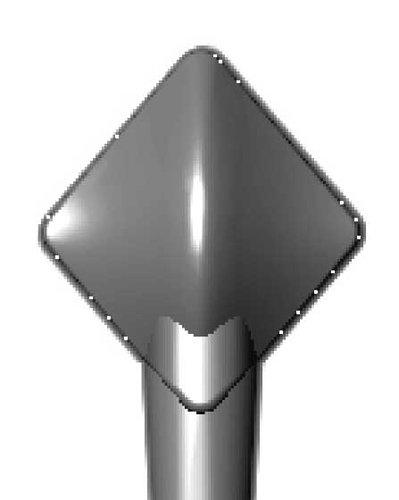 Xantech 28DES  Designer Emitter Shield  28DES