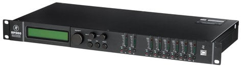 Mackie SP260 2x6 Speaker Processor SP260