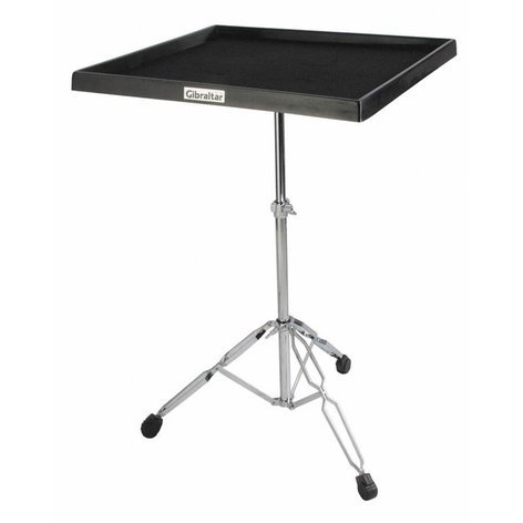 Gibraltar 7615 Free Standing Percussion Table 7615