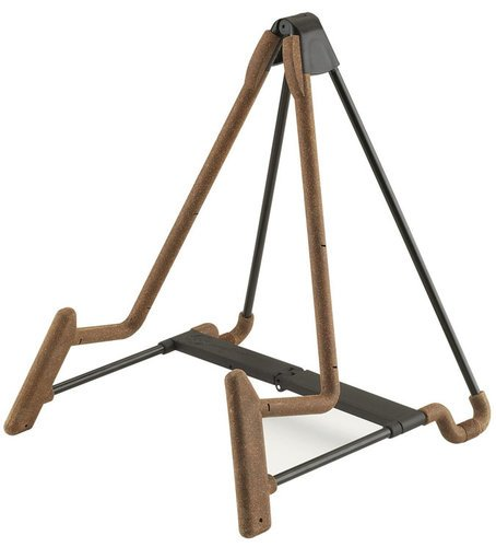 K&M Stands 17581-000-95 Heli 2 E-Guitar Stand in Cork 17581-CORK
