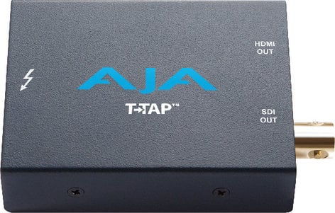 AJA Video Systems Inc T-TAP Thunderbolt HDMI/SDI Transcoder T-TAP