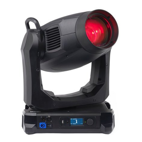 Martin Professional MAC-VIPER MAC Viper Profile™ Moving Head Spotlight MAC-VIPER