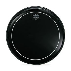 "Remo ES-0610-PS 10"" Ebony Pinstripe Drum Head ES-0610-PS"