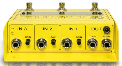Palmer PTRINITY Trinity Instrument Selector PTRINITY