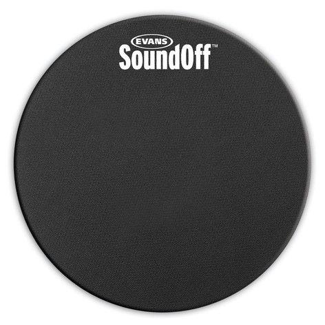 """Evans SO6 6"""" SoundOff Tom Mute SO6"""