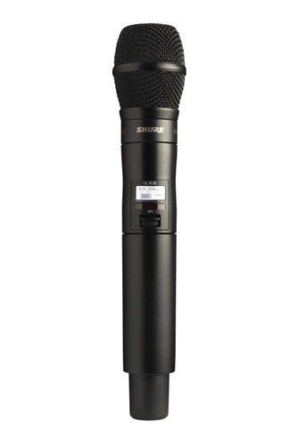 Shure ULXD2/KSM9-G50 Handheld Transmitter, KSM9 Capsule, G50 Frequency Band ULXD2/KSM9-G50