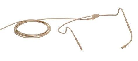 Special Projects AM14T Ultra Lite Omni Direct Dual Ear Mic, Tan AM14T
