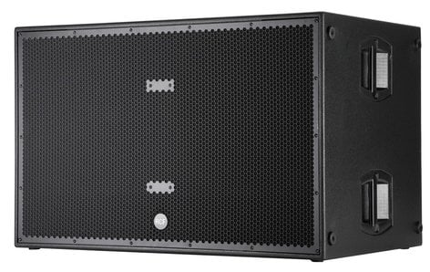 "RCF SUB 8006-AS 2500W, 2x18"" Active High Power Subwoofer SUB-8006-AS"