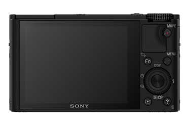Sony DSCRX100/B 20.2 MP Cybershot Camera DSCRX100/B
